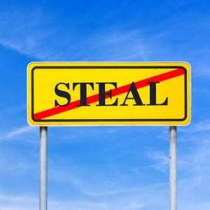 Steal forbidden
