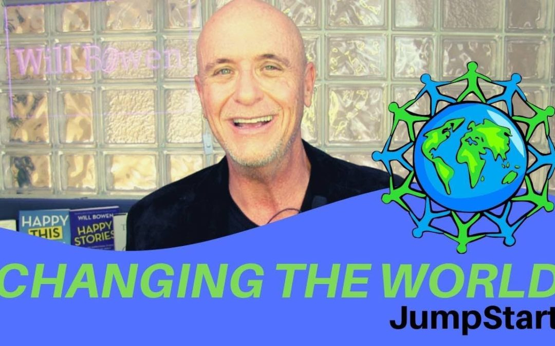JumpStart – Changing the world