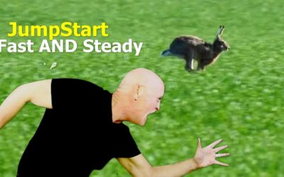 JumpStart – Fast AND Steady