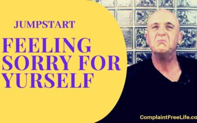 JumpStart- Feeling Sorry for Yourself