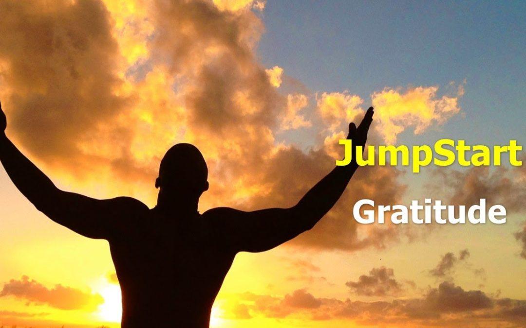 JumpStart – Gratitude