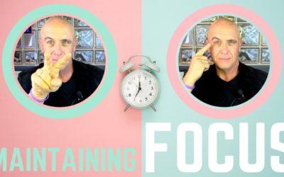 JumpStart – Maintaining Focus