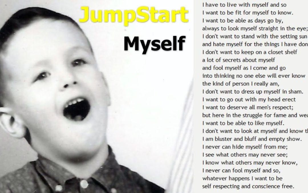 """JumpStart – """"Myself"""""""