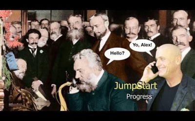 Jumpstart – Progress
