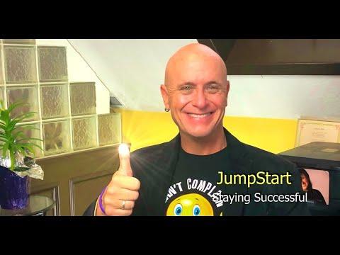 Jumpstart – Staying Successful