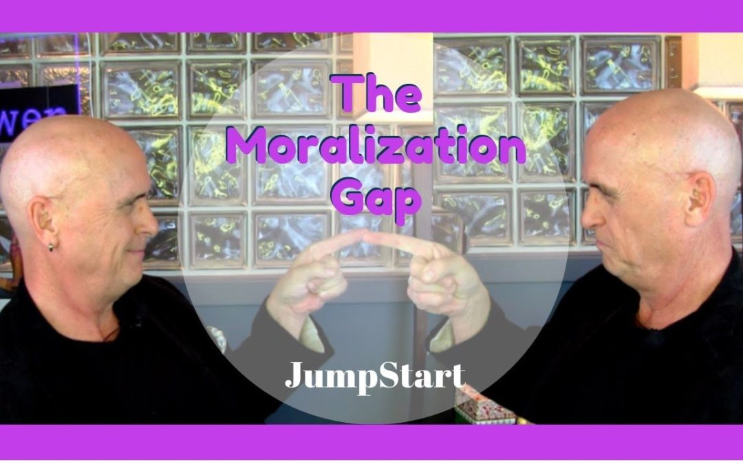 JumpStart – The Moralization Gap