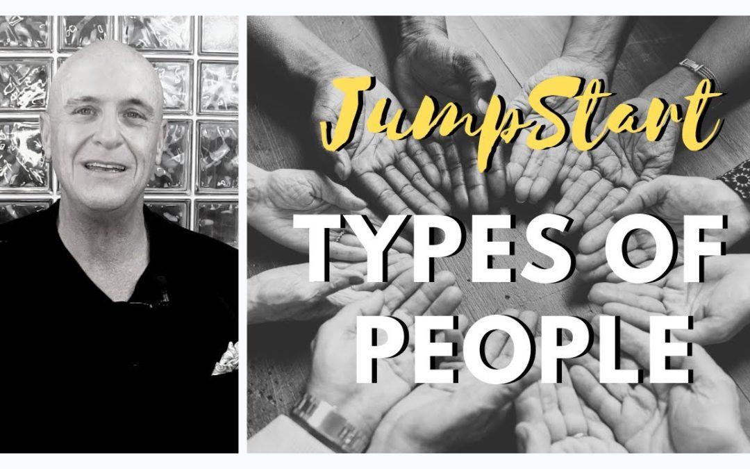 JumpStart- Types of People